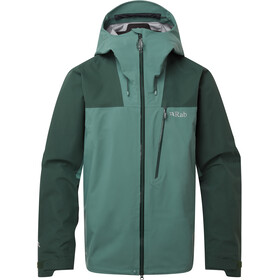 Rab Ladakh GTX Jacket Men, pine/bright arctic
